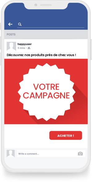 Campagnes marketing avec AdNAtus