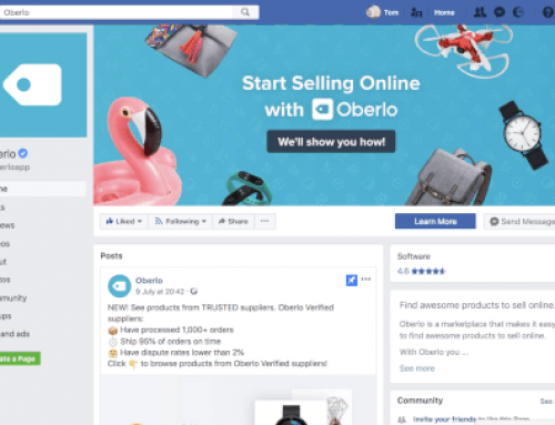 Create your virtual storefront with a Facebook Business Page