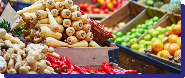cas pratique : magasin alimentaire bio